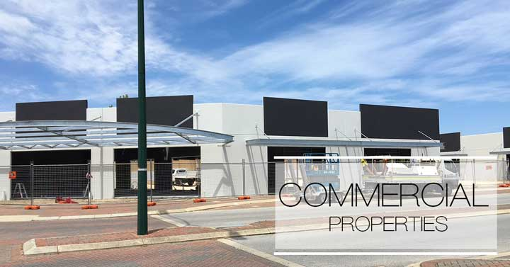 Commercial properties management